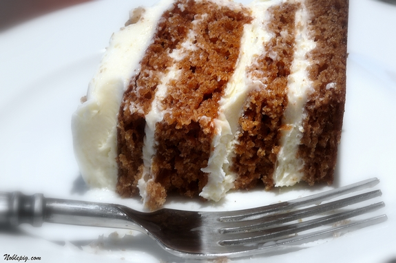 Alton Brown Carrot Cake Video
