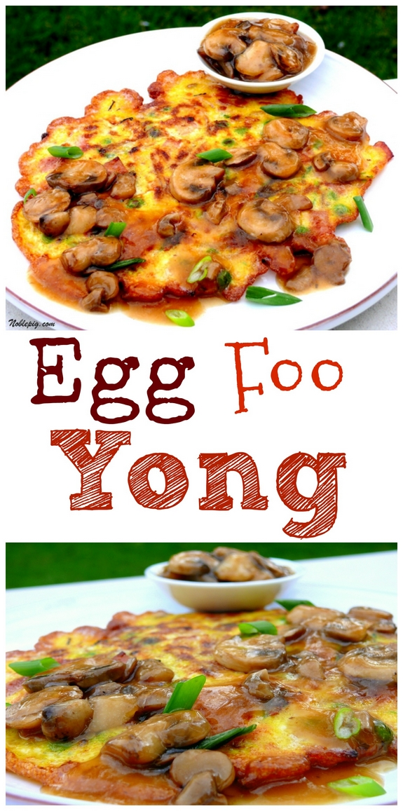 Egg Foo Yong is a Chinese dish you are going to love