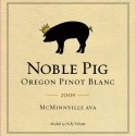 Noble-Pig-2009-Pinot-Blanc-label