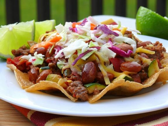 Chipotle Beef Tostadas | Noble Pig
