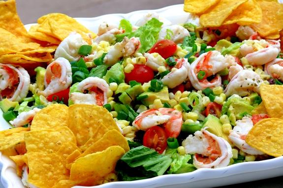 Shrimp And Black Bean Salad Recipes — Dishmaps