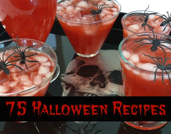 75 Fun Halloween Recipes
