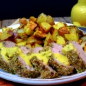 Pepper-Crusted-Pork-Tenderloin-with-Creamy-Mustard-Sauce1