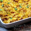 Mexican-Bowtie-Pasta-Bake