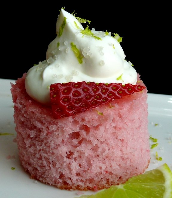 Strawberry Margarita Cake Bites 4