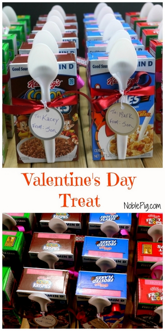 The perfect Valentine's Day treat for school age children