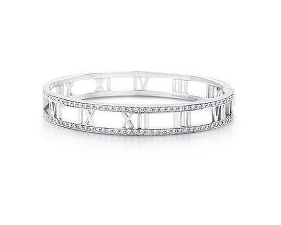Tiffany Atlas Collection Bracelet