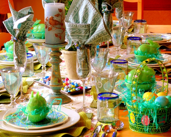 Easter Table Whole