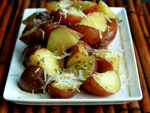 Pressure Cooker Potatoes 1
