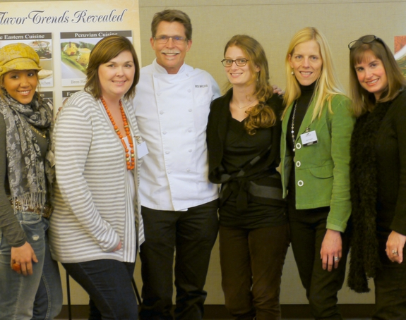 Sargento Flavor Journey Correspondants 2013 with Rick Bayless