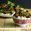 Spicy Italian Sausage Rice Bowl
