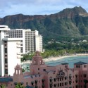 Visiting-Diamond-Head-National-Park-hotel-view