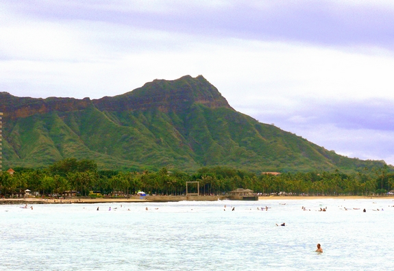 Visiting Diamond Head National Park