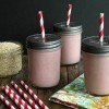 Strawberry-Banana Quinoa Smoothie