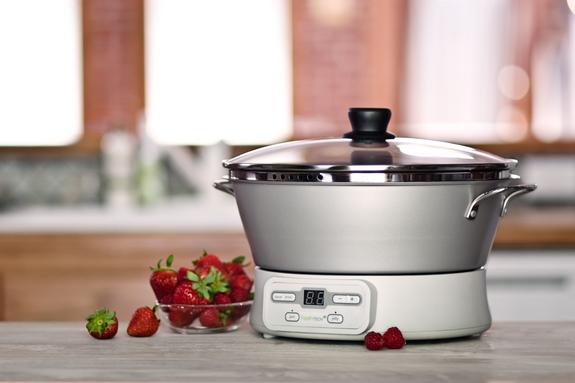 how to make mushroom risotto in a rice cooker