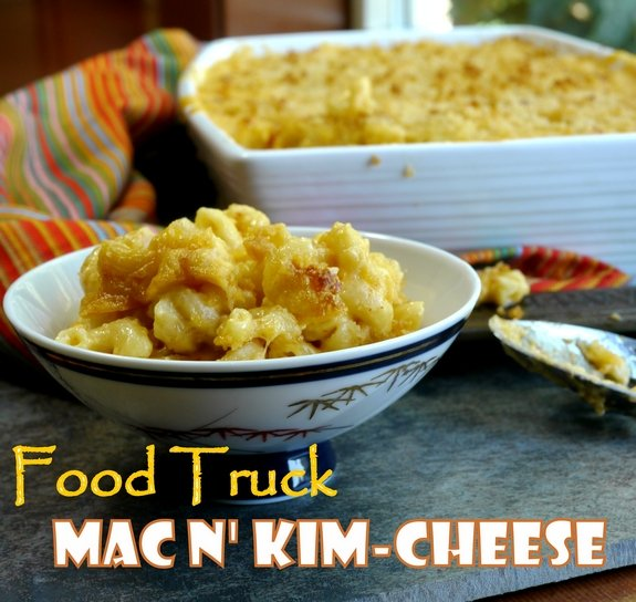 Food Truck Mac N Kim Cheese