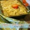 Cheesy-Habanero Cauliflower Bake