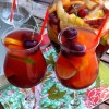 The Best Cherry-Orange Sangria