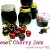 Sweet Cherry Jam with FreshTECH