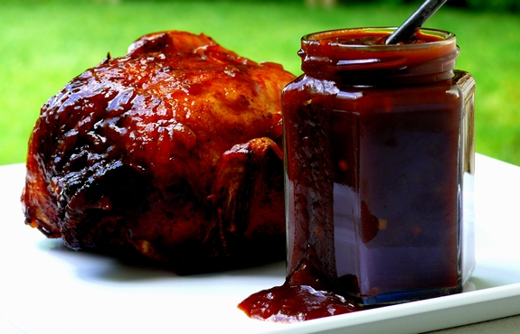 Love Food: Great Homemade Barbecue Sauce Recipe !!