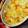 Smokey Turnip and Parsnip Gratin