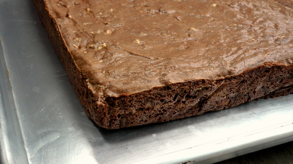 Andes Mint Fudgey Brownies brownie