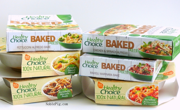 Healthy Eating Tips Healthy Choice Frozen Meals