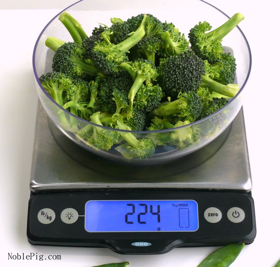 Healthy Eating Tips OXO Scale