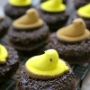Peeps Chocolate Donut Nests