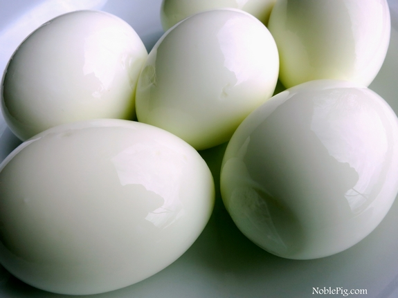 Noble Pig how to make perfect hard boiled eggs