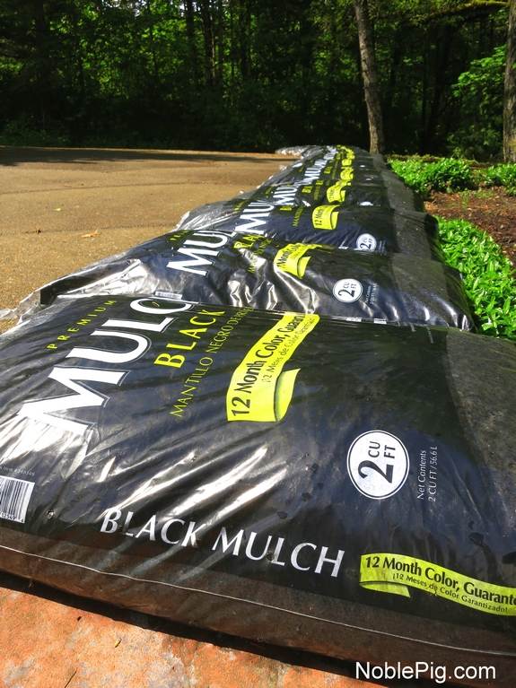 Noble Pig Mulch