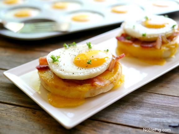 Perfect Brunch Eggs 3