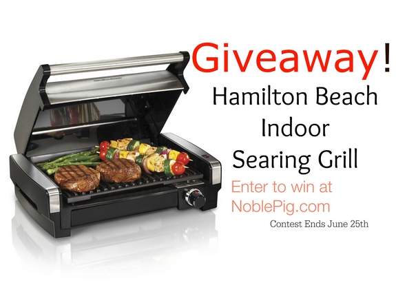 Giveaway Grill