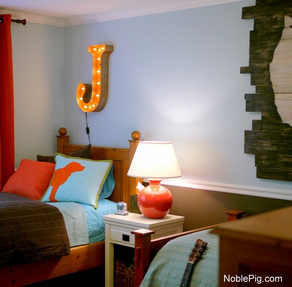 12 year old boy room decor for Bedroom ideas for 3 year old boy
