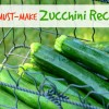 25 Must-Make Zucchini Recipes