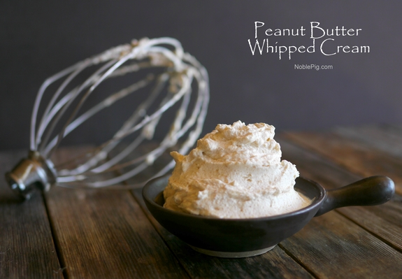 Peanut Butter Whipped Cream Noble Pig 2