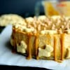 Butterscotch Overload Cheesecake with Shortbread Crust