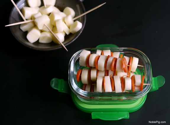 3 Lunch Box String Cheese Ideas Noble Pig and Sargento 3