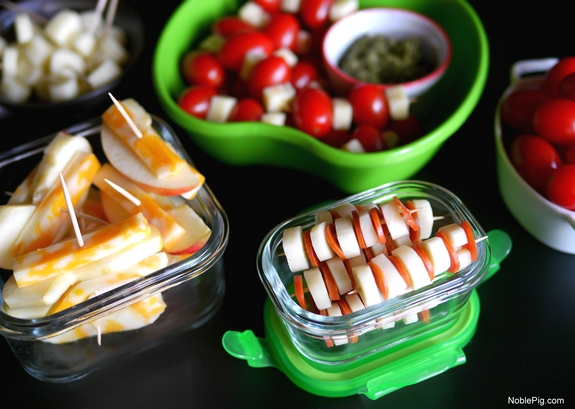 3 Lunch Box String Cheese Ideas Noble Pig and Sargento 6