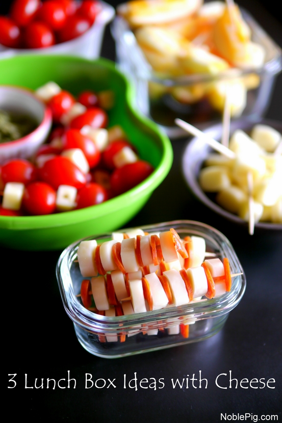 3 Lunch Box String Cheese Ideas Noble Pig and Sargento 7