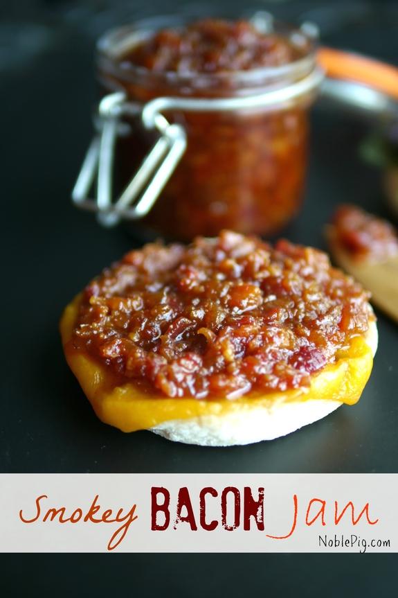 Smokey Bacon Jam from Noble Pig