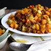 Sausage and Sweet Potato Hash + Video