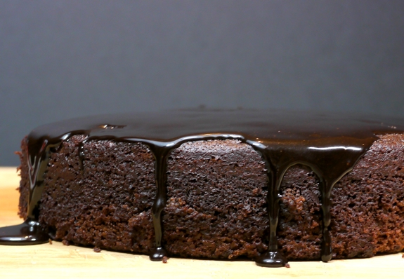 Six Minute Chocolate Cake 1