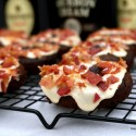 Chocolate-Guinness-Doughnuts-with-Bourbon-Creme-Glaze-and-Bacon-2