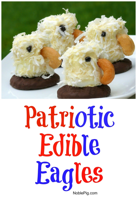 Edible Eagles