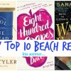 My Top 10 Beach Reads for the Summer