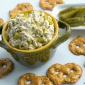 Dill Pickle Dip from NoblePig.com.