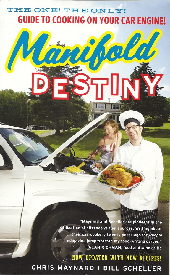 Manifold Destiny Cookbook