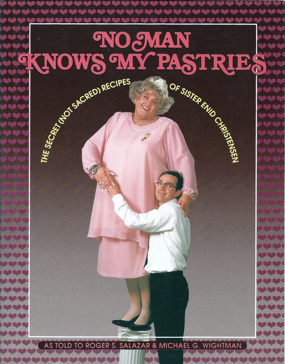 No Man Knows My Pastries Cookbook
