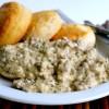 The Best 5-Ingredient Sausage Gravy for Biscuits + VIDEO